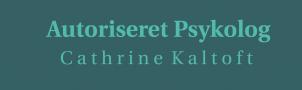 Autoriseret psykolog Cathrine Kaltoft